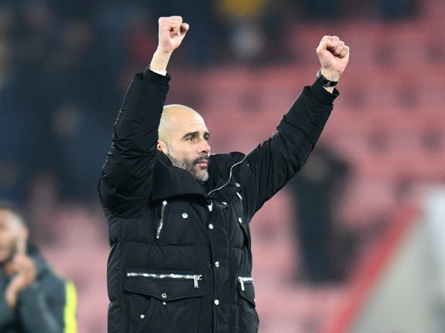 Manchester City win English Premier League title