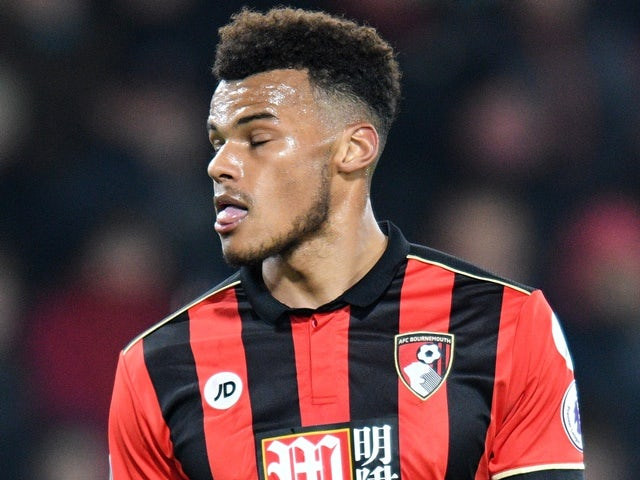 Bournemouth's Tyrone Mings reacts to his own-goal against Manchester City on February 13, 2017