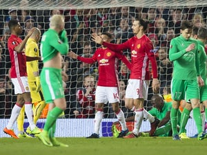 EL roundup: Man Utd win as Spurs slip up