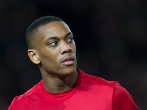 Anthony Martial rubbishes exit rumours