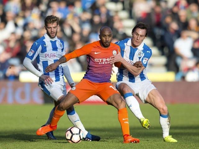 Result: Huddersfield earn replay against Man City