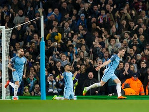 Man City beat Monaco in eight-goal classic