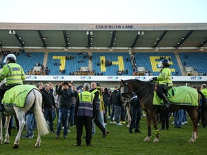 Met Police confirms arrests at Millwall