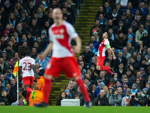 Result: Falcao nets hat-trick for Monaco at Dijon