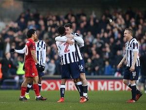 10-man Millwall stun Leicester City