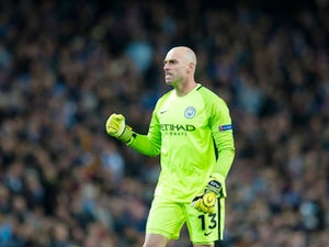Caballero: 'Being backup has benefited me'