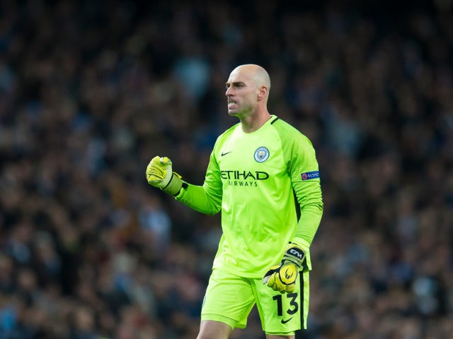 Report: Chelsea want Willy Caballero