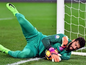 Roma 'reject £35m bid for Alisson'