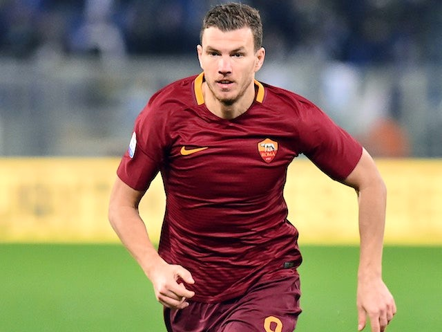 Roma boss admits concerns over Edin Dzeko