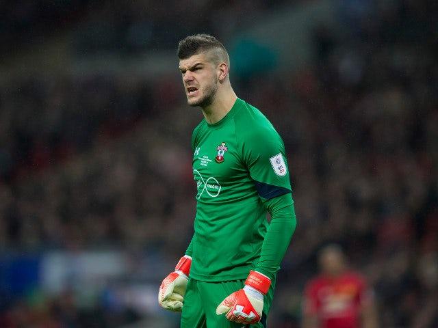 Southampton goalkeeper Fraser Forster pens new long-term ...