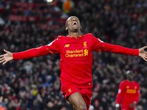 Result: Liverpool ease past Hertha Berlin