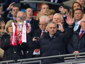 Jose Mourinho plays down cup final record