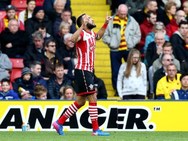 Result: Saints edge past Watford in thriller