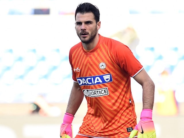 Watford goalkeeper Orestis Karnezis considering return to Greece ... f676ef484