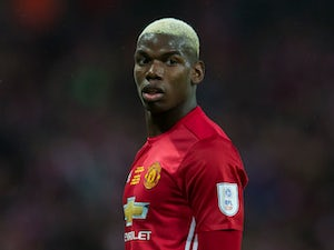 Pogba suffers suspected pulled hamstring