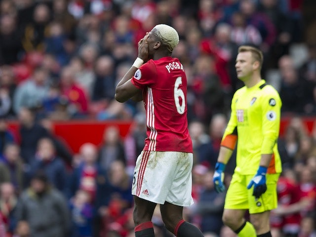 Pogba injury 'not as bad as first feared'