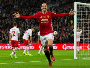 Team News: Ibrahimovic starts against Rostov