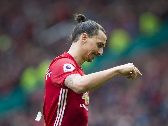 Ibrahimovic: 'Mourinho right to slam forwards'