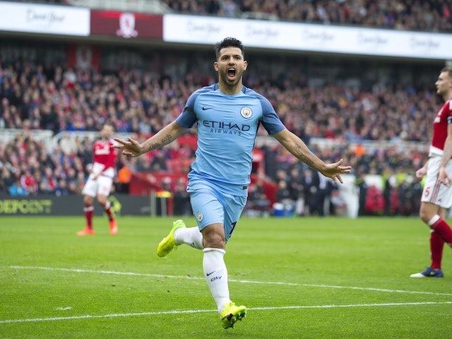 Result: Man City coast into FA Cup semi-finals