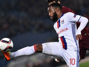 Lacazette to leave Lyon this summer