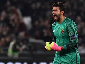 Roma 'reject Real Madrid bid for Alisson'