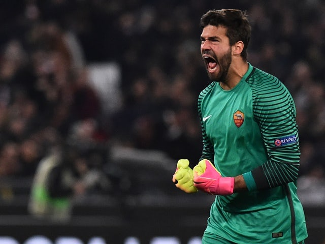 Liverpool 'receive boost in Alisson pursuit'