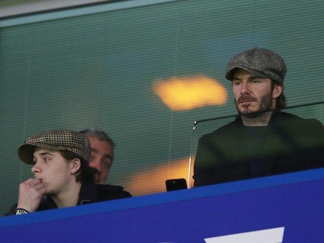 David Beckham announces he's moving to the USA to fulfil dream