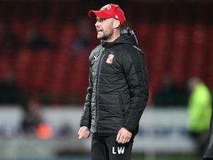 Report: Luke Williams leaves Swindon