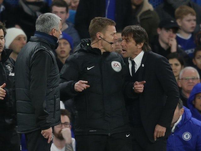 Conte: 'I have no problem with Mourinho'