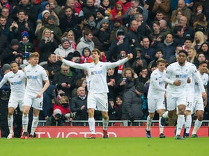 Swansea City on brink of safety