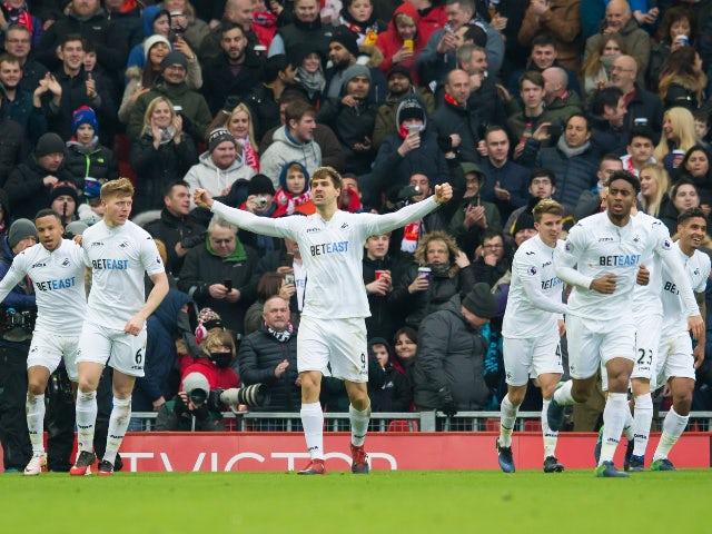 Result: Swansea City on brink of safety