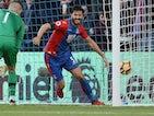 James Tomkins of Crystal Palace celebrates scoring against Southampton on December 3, 2016