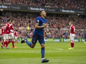 Lingard: First league goal