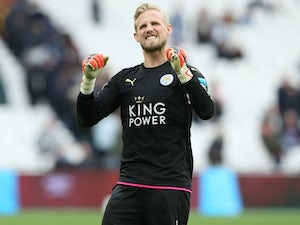 Report: Real Madrid consider Schmeichel