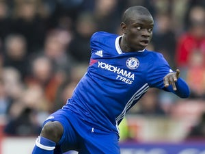 Team News: Kante misses out for Chelsea