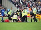 West Ham United confirm Pedro Obiang will miss rest of the season