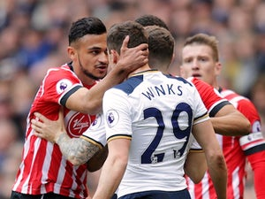 Spurs midfielder Winks wants England call
