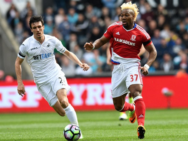 Result: Swansea, Middlesbrough play out goalless draw