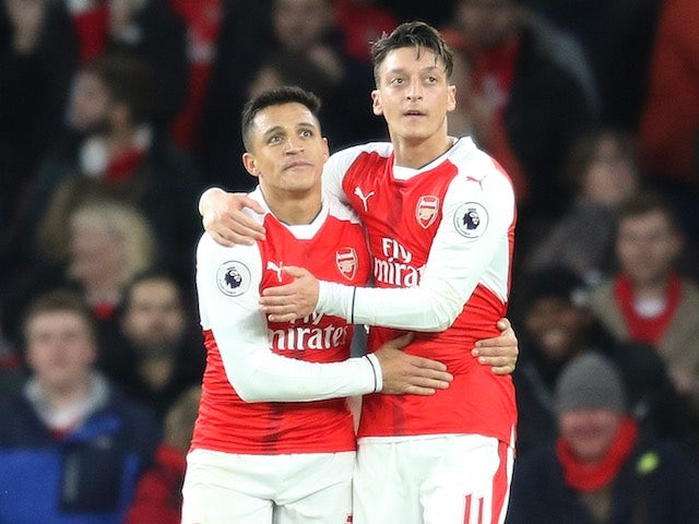 'Arsenal haven't built a squad to keep Ozil happy' - Pires