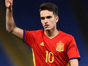 Spain through with perfect record