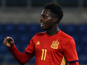 Result: Spain U21s thrash Slovakia to stay top