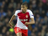 AS Monaco's Kylian Mbappe in action during the Champions League match against Manchester City on February 21, 2017