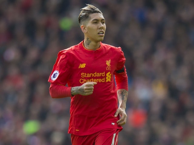 Team News: Firmino fit to start for Liverpool
