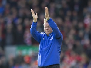 Koeman 'disappointed and frustrated'