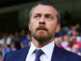 Fulham manager Slavisa Jokanovic pictured on August 5, 2016