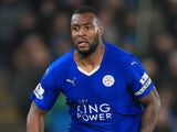 Leicester City's Wes Morgan in action against Newcastle United on March 14, 2016