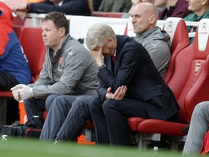 """Wenger slams """"very frustrating"""" defeat"""