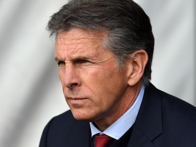 Team News: Claude Puel makes three Leicester changes
