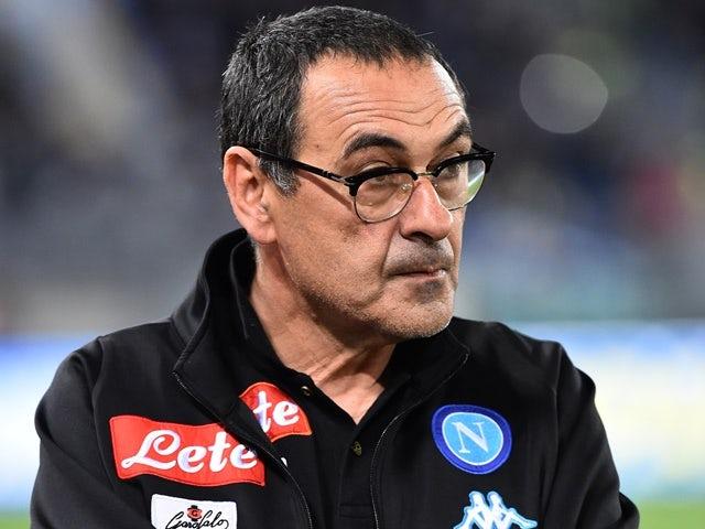 Maurizio Sarri: Napoli Manager Maurizio Sarri 'edges Closer To Chelsea Job
