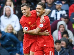 Firmino talks up Coutinho partnership